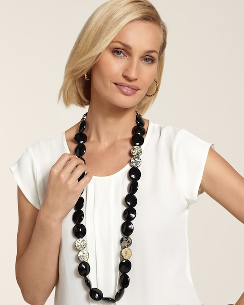 Josee Long Necklace