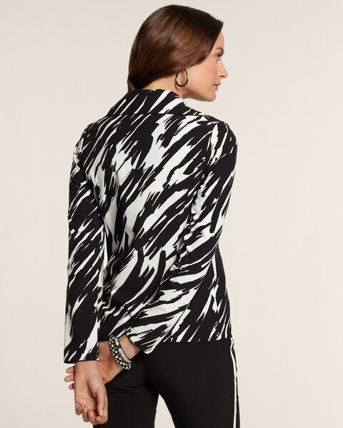 Neema Graphic Reverse Jacket