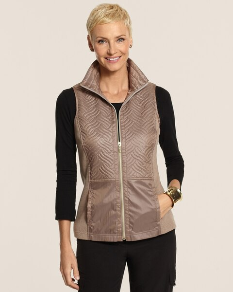 Octavia Quilted Vest