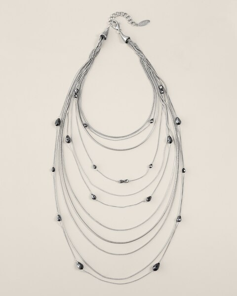 Harper Multi-Strand Necklace