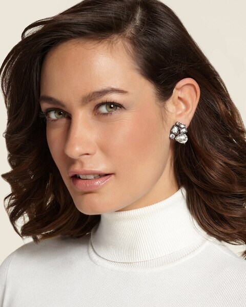 Olivia Clip Earrings