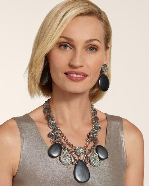 Amiya Bib Necklace