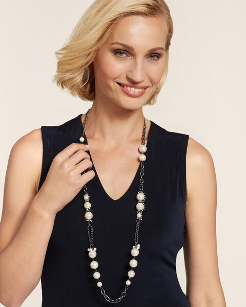 Olivia Single Strand Necklace