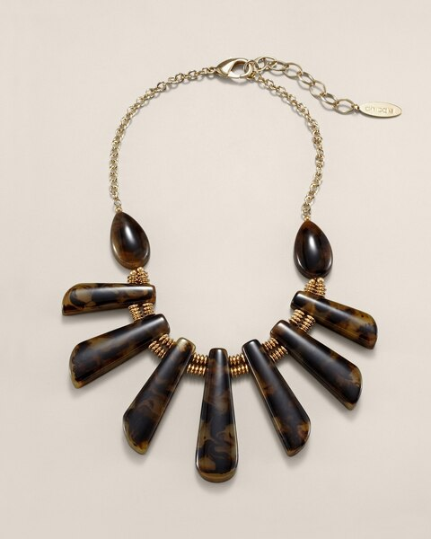 Simone Bib Necklace