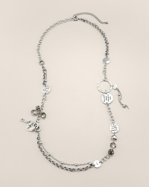 Wish Convertible Necklace