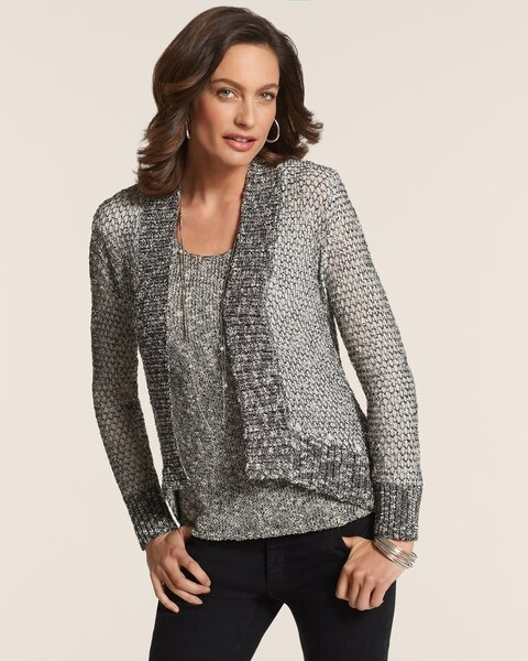 Chic Texture Brylee Cardigan