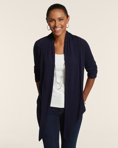 Convertible Libby Tie Cardigan