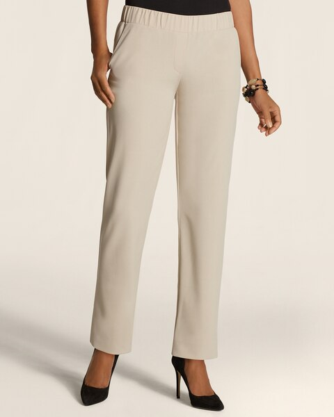 Easy Magique Pull-On Ankle Pants
