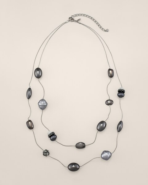 Macie Multi-Strand Necklace