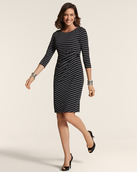 By Chico's Stripe Dress