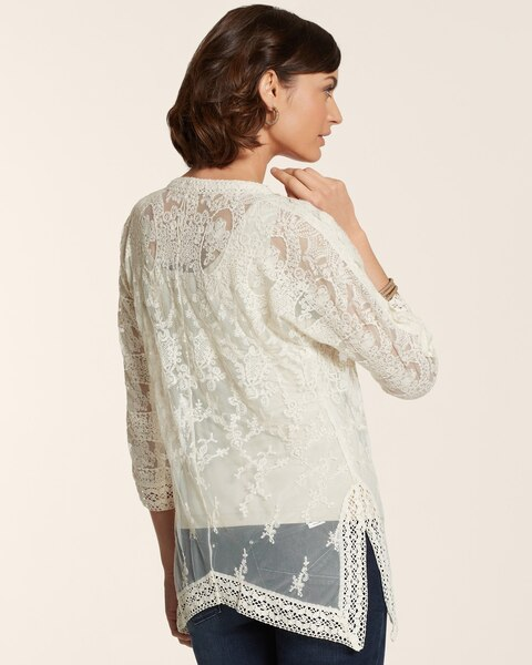 Beautiful Lace Hailey Top
