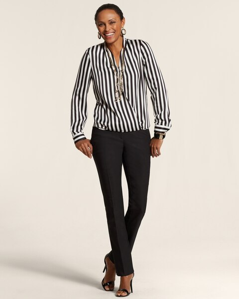 Modern Stripes Enza Top