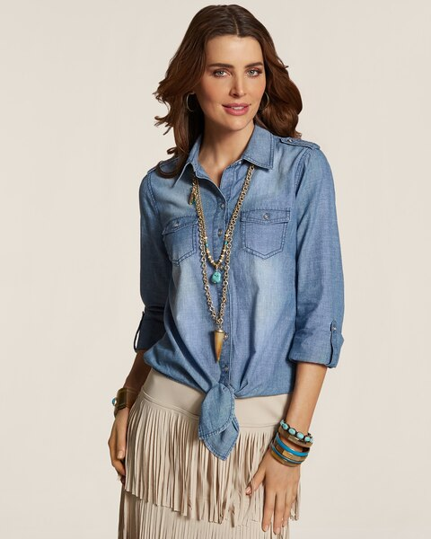 Denim Days Tia Top