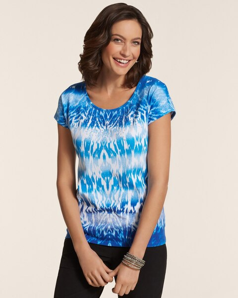 Penelope All Over Print Tee