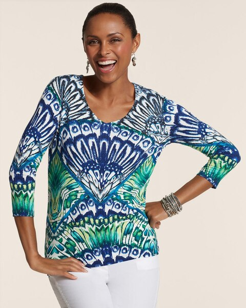 Butterfly Breeze Smooth Valentina Top