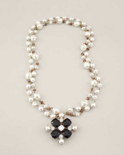 Stella Multi-Strand Necklace
