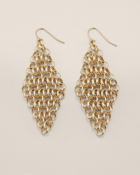 Alisha Chandelier Earrings