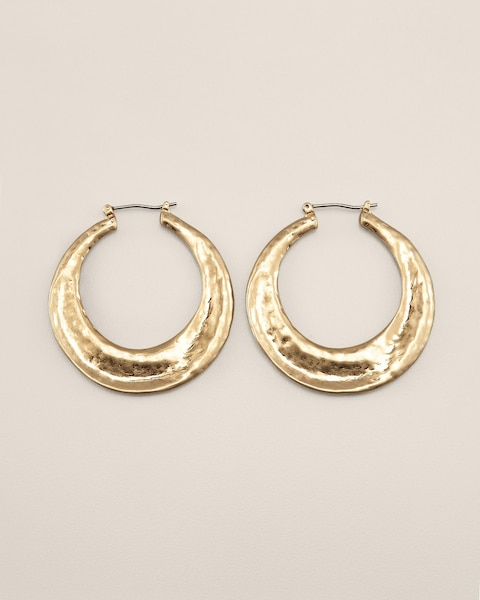 Cybil Hoop Earrings