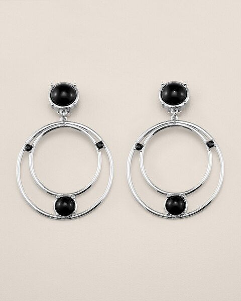 Lennox Clip Earrings