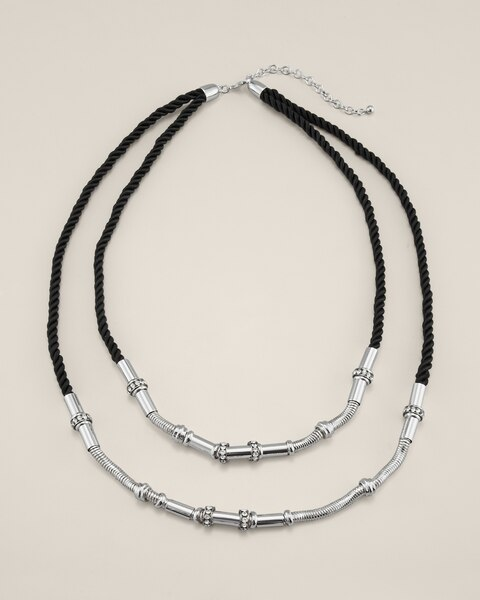 Lennox Multi-Strand Necklace