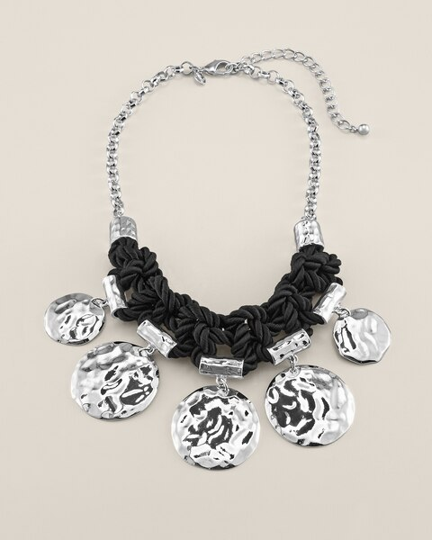 Lennox Bib Necklace