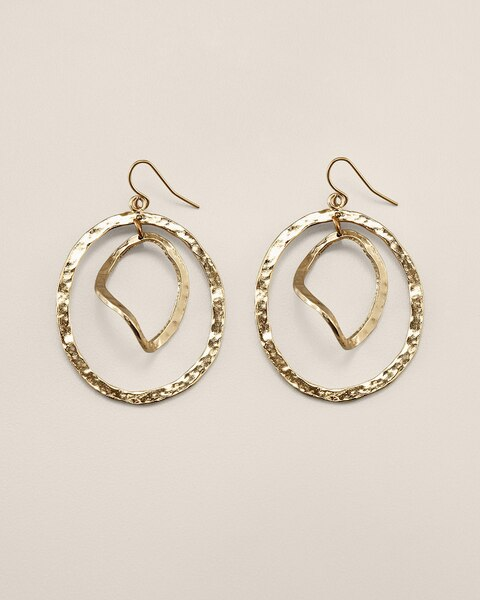 Tara Hoop Earrings