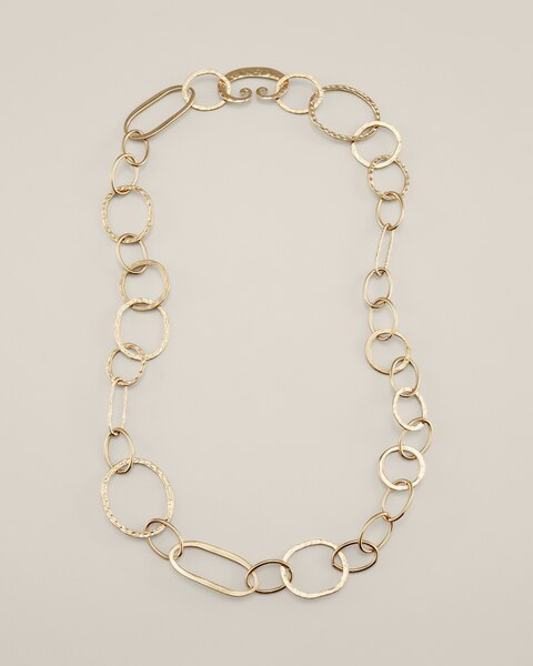 Tara Long Convertible Necklace