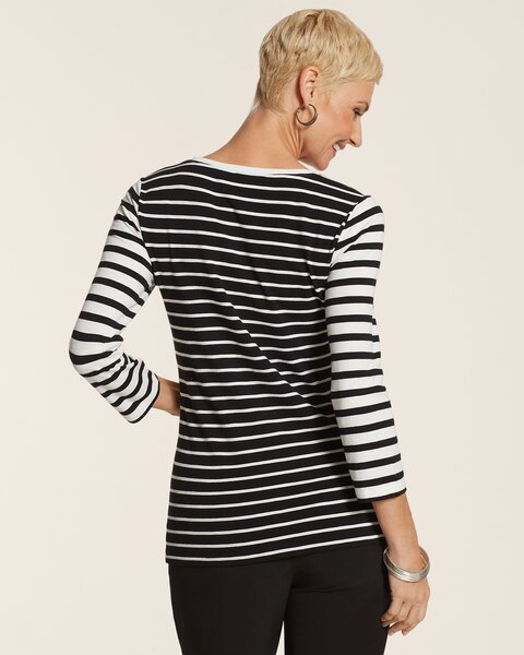 Piper Mini Stripe Top