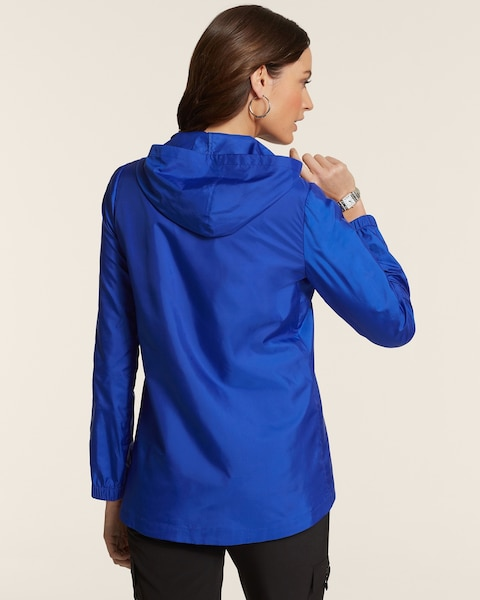 Peri Packlable Jacket