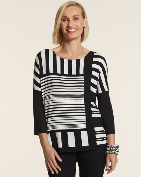 Clean Lines Boxy Mckay Top