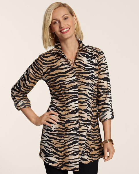 Effortless Tiger Lenae Top