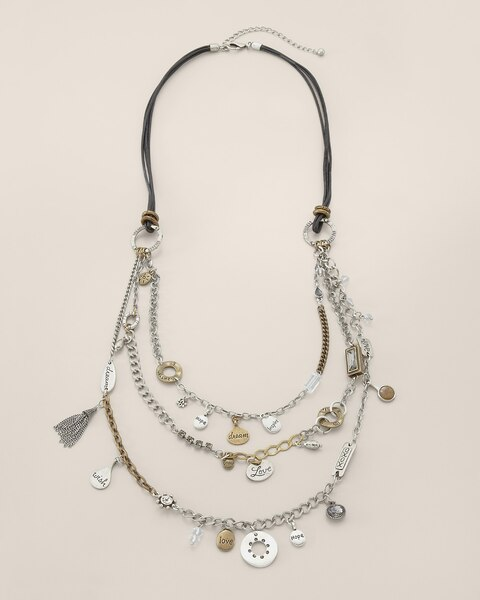 Gwen Multi-Strand Necklace