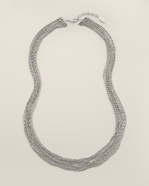 Ariana Multi-Strand Necklace