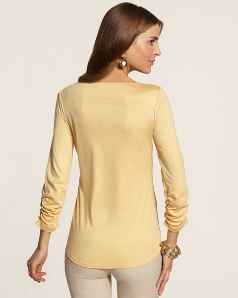 Button Henley Top