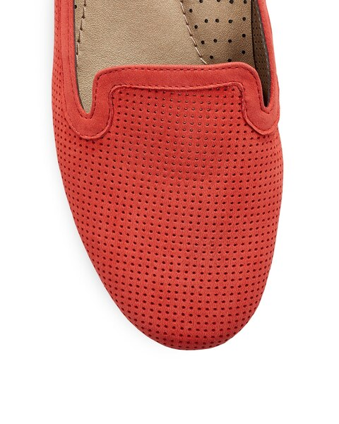 Saija Red Loafer
