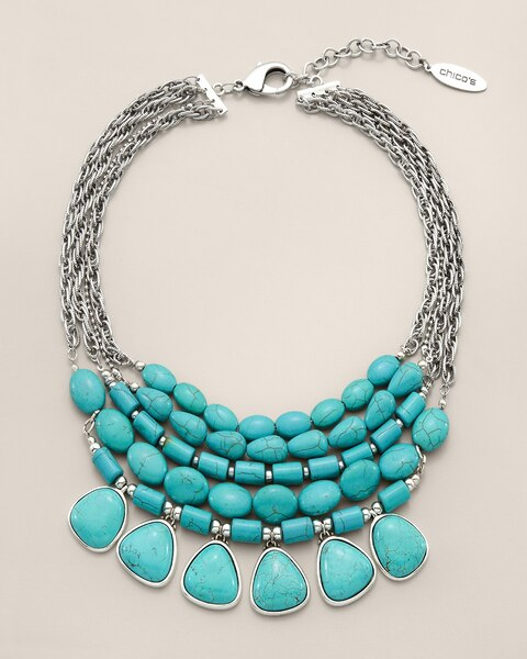 Salena Statement Necklace