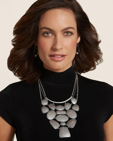 Morgan Bib Necklace