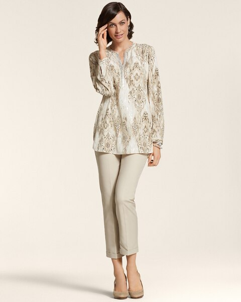 Ikat Dreams Lorelai Shirt