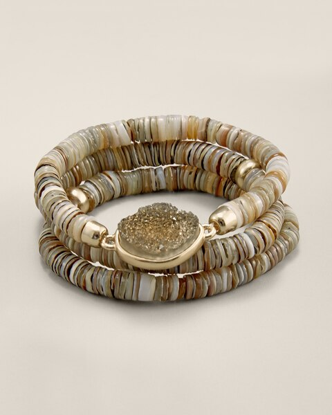 Sahara Stretch Bracelet
