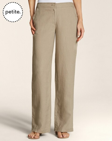 Women's Linen Pants. Get It Fast: Set location off. 41 items. NYDJ Crop Linen Pants (Regular & Petite) $ (5) Cienne The Agnes Wide Leg Pants. $ O'Neill Sasha Woven Ankle Pants. Nordstrom Signature Crop Flare Pants. Was: $ Now: $ 40% off (1) THE GREAT. The Paper Bag Harem Pants.