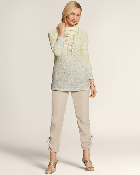 Ombre Sequin Sammy Pullover