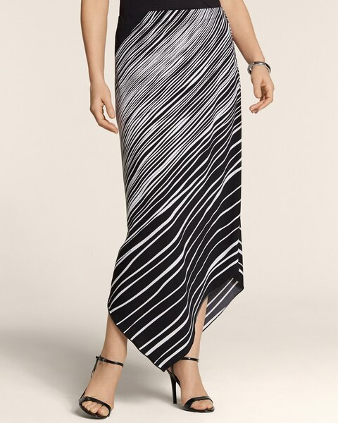 Painted Stripe Addie Skirt