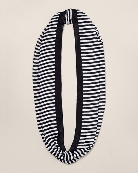 Stripe Fun Scarf