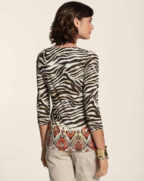 Tribal Chic Addie Top