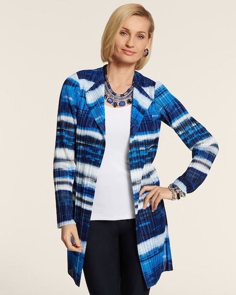 Collection Ocean Stripe Jacket