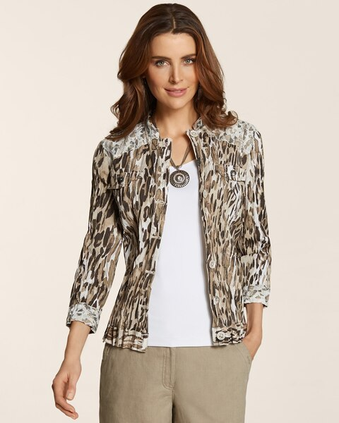 Artisan Animal Jacket