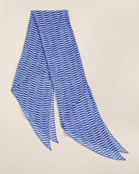 Blurred Between Lines Scarf