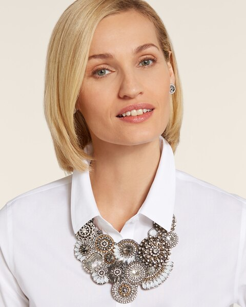 Celeste Statement Necklace