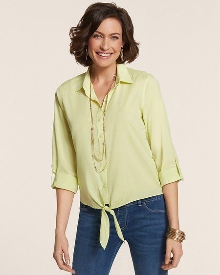 Easy Cotton Tyree Shirt