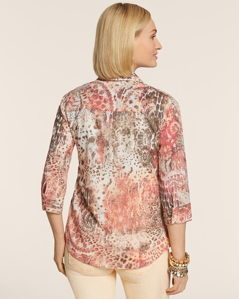 Pretty Paisley Whitney Shirt
